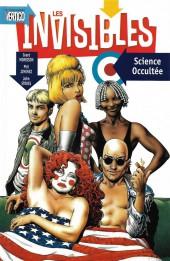 Les invisibles (Morrison, Le Téméraire) -1- Science Occultée