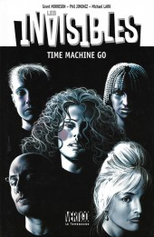 Les invisibles (Morrison, Le Téméraire) -2- Time Machine Go