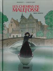 Les chemins de Malefosse -19- Rouge feu