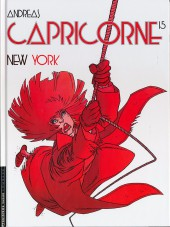 Capricorne -15- New York