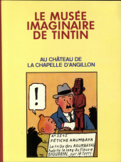 (AUT) Hergé -Cat- Le Musée imaginaire de Tintin au château de La Chapelle d'Angillon