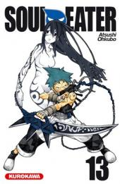 Soul eater -13- Tome 13