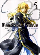 Pandora Hearts -5- Tome 5