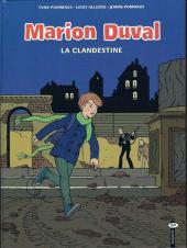 Marion Duval -20- La clandestine