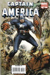 Captain America (1968) -600a- One year after