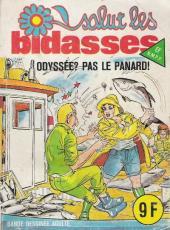 Salut les bidasses -116- Odyssée ? pas le panard !