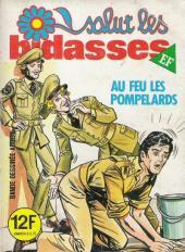 Salut les bidasses -159- Au feu les Pompelards
