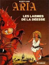 Aria -5- Les larmes de la déesse