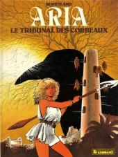 Aria -7- Le tribunal des corbeaux