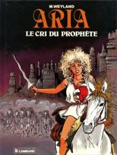 Aria -13- Le cri du prophète