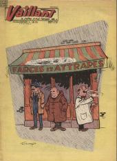 Vaillant (le journal le plus captivant) -713- Vaillant