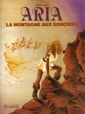 Aria -2- La montagne aux sorciers