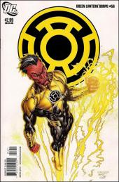 Green Lantern Corps (2006) -56- The weaponer part 4