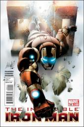 Invincible Iron Man (2008) -500- The new iron age