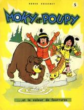 Moky et Poupy -5- Moky et Poupy et le voleur de fourrures