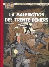 Blake et Mortimer (Publicitaire) -20BNP- La malédiction des trente deniers T2