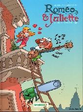 Les amours compliquées de Roméo & Juliette -1- Les amours compliquées de Roméo & Juliette T.1