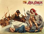 Red Sonja (2005) -6- Falling star