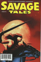 Savage tales (Dynamite - 2007) -3VC2- Issue #3