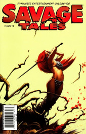 Savage tales (Dynamite - 2007) -2VC3- Issue #2