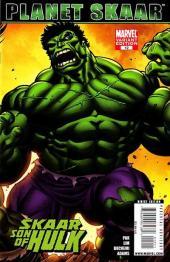 Skaar: Son of Hulk (2008) -12'- Planet skaar