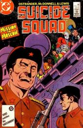 Suicide Squad (1987) -5- The flight of the firebird