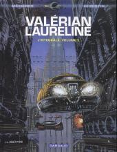 Valérian et Laureline (L'intégrale) -5- L'intégrale, volume 5