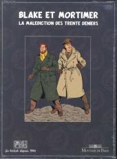 Blake et Mortimer (Les Aventures de) -INT5 TL1- La Malédiction des trente deniers