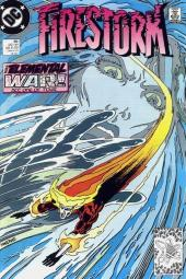 Firestorm, the nuclear man (1982) -90- Force of nature, the elemental war