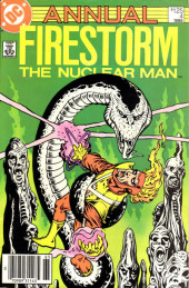 Fury of firestorm (1982) -AN04- Annual 4: Venom
