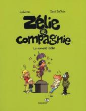 Zélie et Compagnie (2e série) -5- La nouvelle Zélie