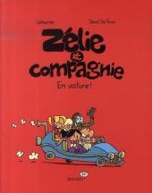 Zélie et Compagnie (2e série) -1- En voiture !