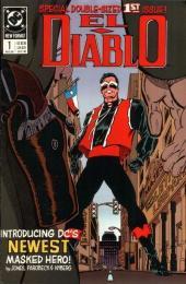 El Diablo Vol.2 (DC Comics - 1989) -1- Issue 1