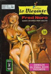 Le vicomte (Comics Pocket) -8- Demain il fera nuit, Vicomte