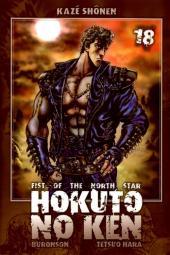 Hokuto No Ken, Fist of the north star -18- Tome 18