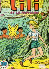 Lili (L'espiègle Lili puis Lili - S.P.E) -57- Lili et le papillon