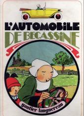 Bécassine -14d- L'automobile de Bécassine