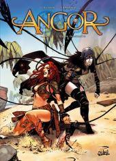 Angor -3- L'île du sanctuaire