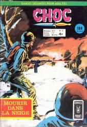 Choc 2e série (Arédit - Comics Pocket) -17- Mourir dans la neige