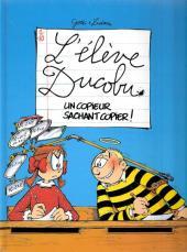 L'Élève Ducobu -1FL- Un copieur sachant copier