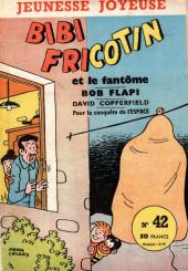 Bibi Fricotin (3e Série - Jeunesse Joyeuse) -42- Bibi Fricotin et le fantôme