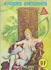 Série Jaune (Elvifrance) -94- Amours anciennes