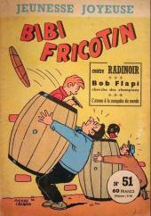Bibi Fricotin (3e Série - Jeunesse Joyeuse) -51- Bibi Fricotin contre Radinoir