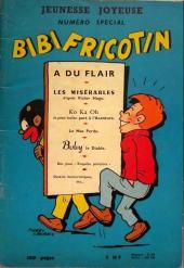 Bibi Fricotin (3e Série - Jeunesse Joyeuse) -HS3- Bibi Fricotin a du flair