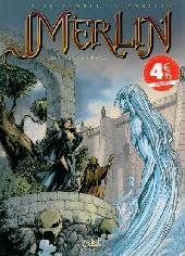Merlin (Nucléa/Soleil) -1Bull- La Colère d'Ahès