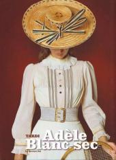 Adèle Blanc-Sec (Les Aventures Extraordinaires d') -3d- Le savant fou