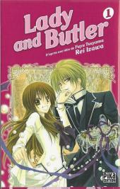 Lady and Butler -1- Tome 1