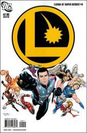 Legion of Super-Heroes (2010) -9- One last Durlan