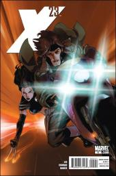 X-23 (2010) -5- Songs of the orphan child part 2