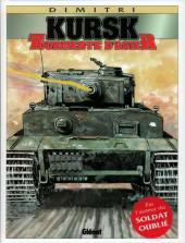 Kursk - Kursk - Tourmente d'acier